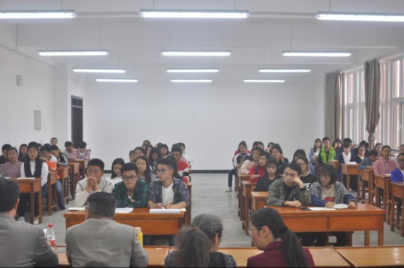 """思政教研室举行习近平新时代中国特色社会主义思想""""学习标兵""""表彰会"""